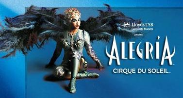 Cirque de Soleil - Alegria